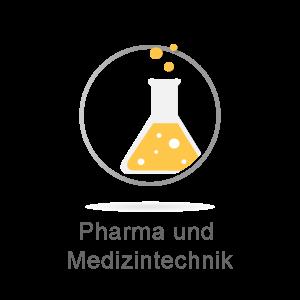 Pharma und Medizintechnik